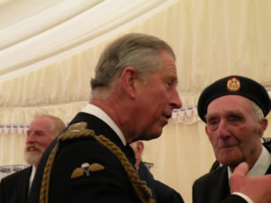 VIP Guest HRH Prince Charles 2010